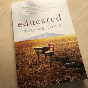 Other - Bestseller book Educated by Tara Westover